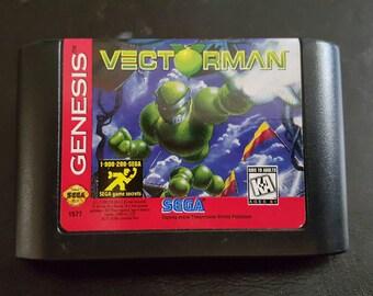 Genesis- Vectorman