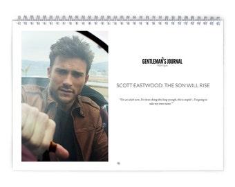 Scott Eastwood Vol.2 - 2018 Calendar