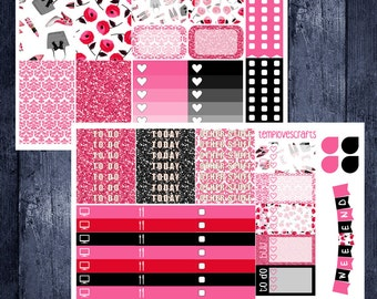 Chic Girl Kit for Happy Planner