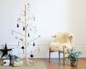 Branch - Contemporary wooden Christmas tree