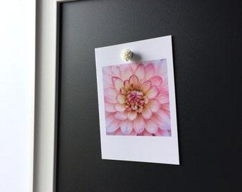 EX LG framed magnetic chalkboard, magnet board, playroom decor, menu chalkboard,rustic wedding, restaurant decor ,dorm decor