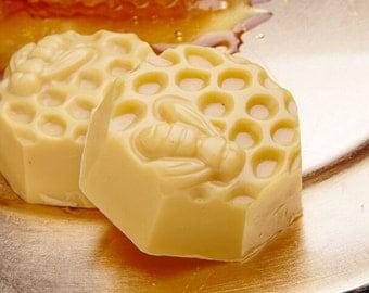 Michigan Honey Organic Goatmilk Soap