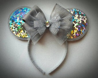 Epcot inspired Minnie Mouse Ears