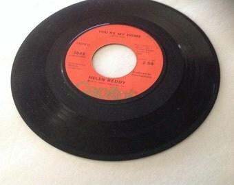 Vintage Helen Reddy record - 1974 Capitol Records - Folk Rock