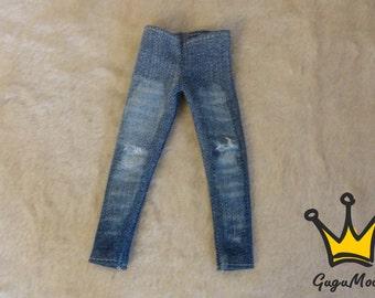 Blythe blue jeans