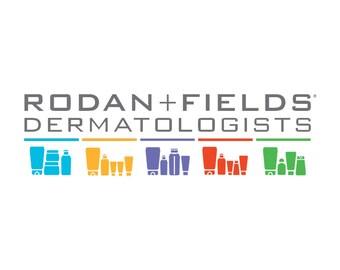 Rodan Fields Business Card Back - Logo with Regimens