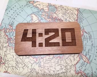 4:20 Magnet