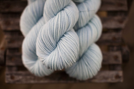 Hayden Worsted Hand Dyed Superwash Merino Yarn