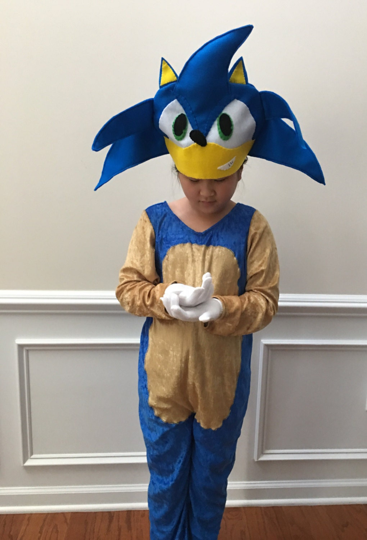 Sonic Bedroom Decor Sonic The Hedgehog Etsy