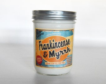 Frankincense and Myrrh