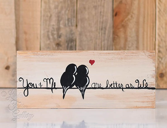 Rustic Wood Signs Reclaimed Wood Art Wood Sign Love Sign Love