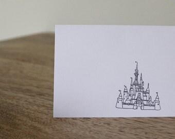 Castle Mini Stationery!