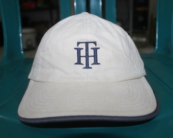 Vintage Tommy Hilfiger Cap Hat TH