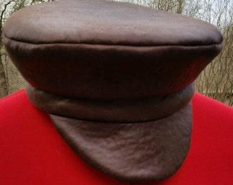 Driver's cap 1