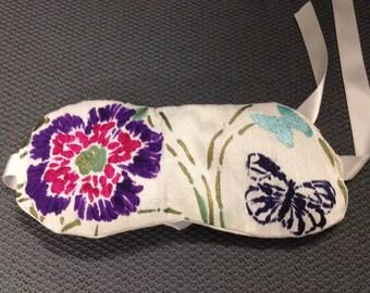 Butterfly Sleep Mask Etsy
