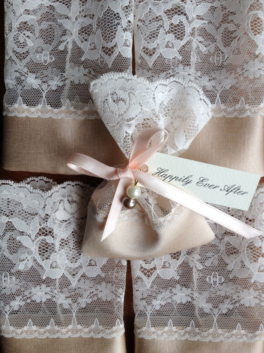 Lace Favor Bag Italian Wedding Favors Jewelry Favor By AlMercatino