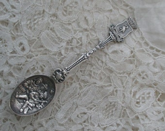 Old Dutch spoon for the collector