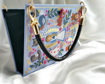 Alice in Wonderland Book Bag