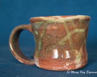 Handmade Ceramic Mug with handle