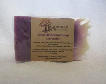 Lavender Artisan Soap Bar