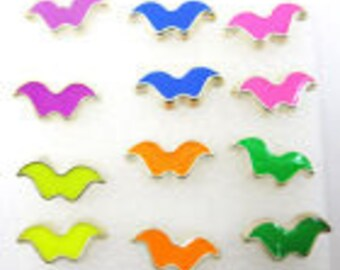 Cute 6 Pairs Colorful Lip Style Earrings Stud Jewelry