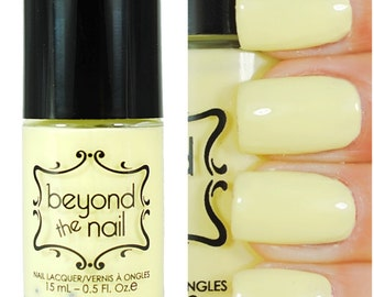 Daffodil Creme Nail Polish
