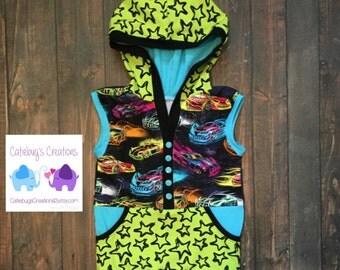 Nitrous Neons lyric hoodie