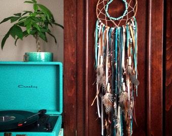 Tribe Dreamweaver by Feather + Skye, Bohemian Dreamcatcher, Wallhanging, Gypsy