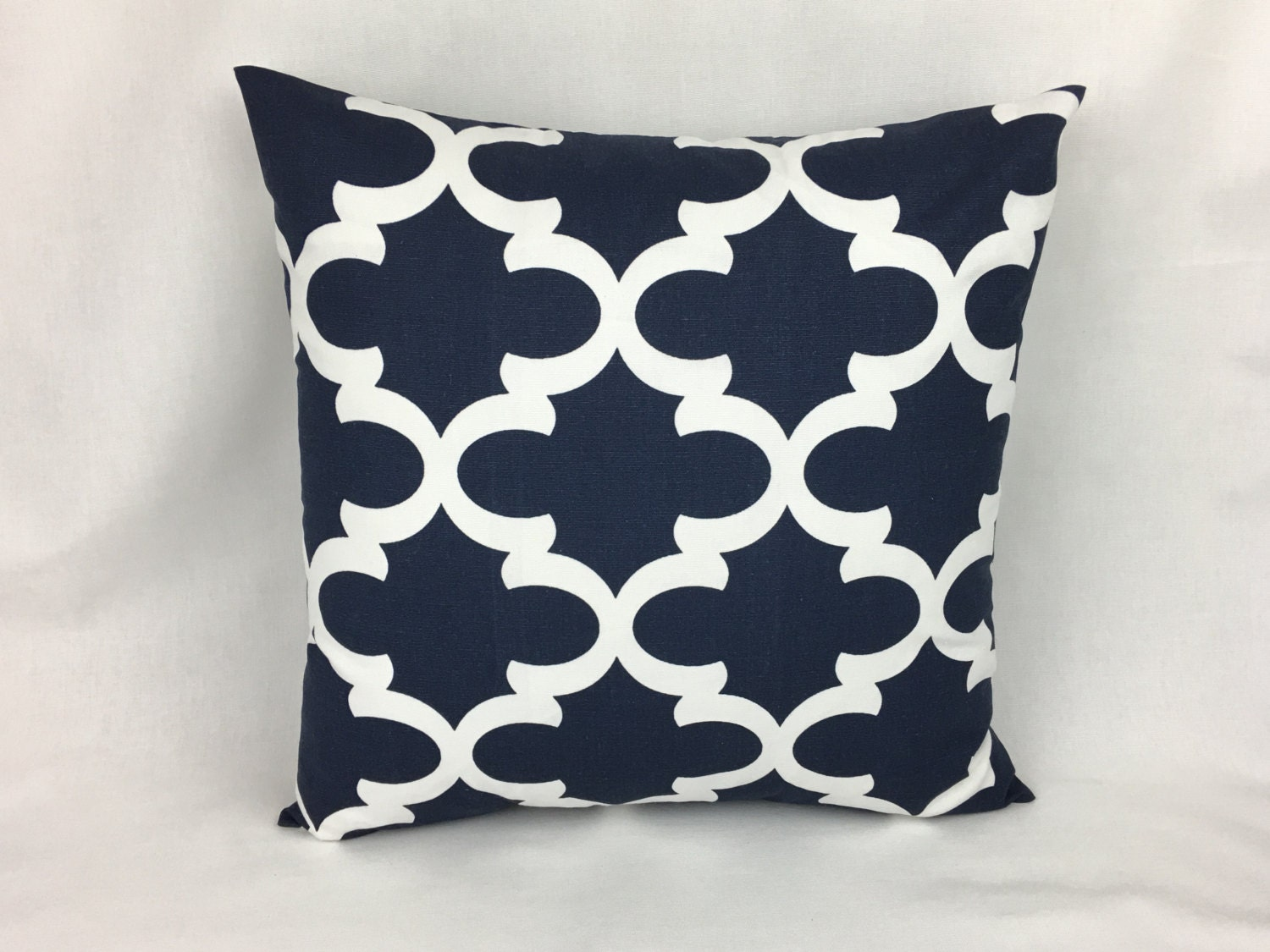 Throw Pillows With Navy Blue : Decorative Throw Pillows Navy Navy Blue Accent Pillow