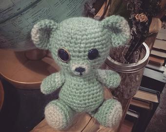 Crochet Bear Buddy
