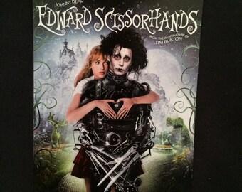 Edward Scissorhands MAGNET