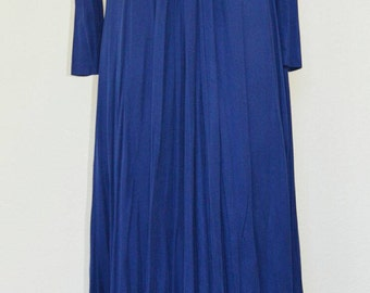 1970's Disco Maxi Dress