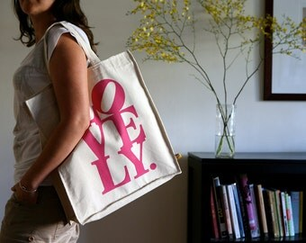 What a Lovely Tote bag