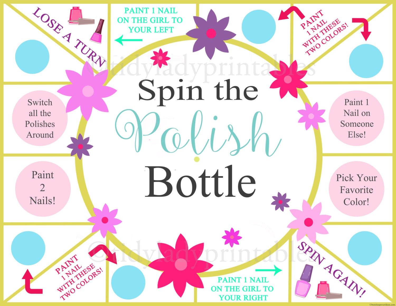 Spin bottle porn movie