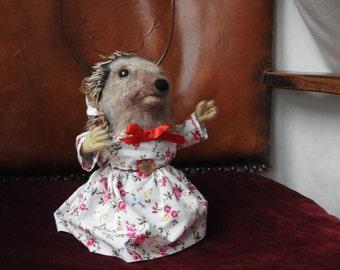 Mrs hedgehog