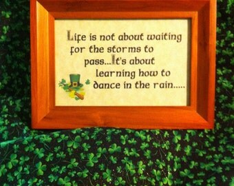 Dance in the rain frame.