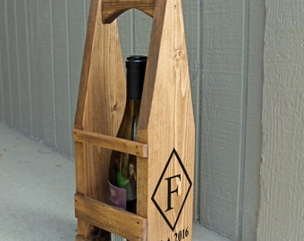"""Shop """"personalized wine rack"""" in Home Improvement"""