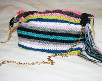 """Crossbody bag """"Knit"""""""