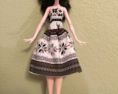 Sale! Winter Sweater Dress for Monster High