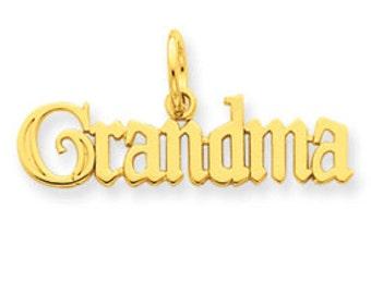 Grandma Charm (JC-692)