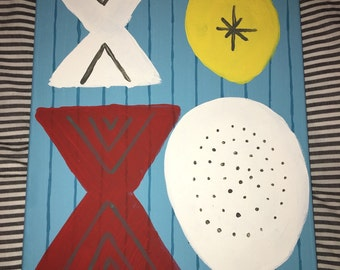 XOXO Painting