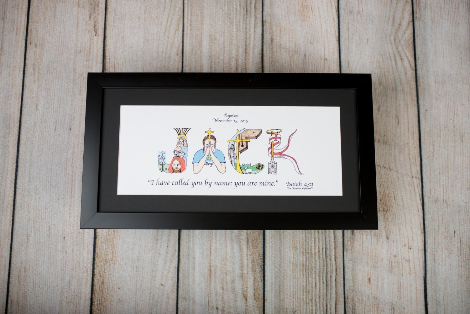 Personalized Toys For Boys : Unique baptism gifts for boys and girls by