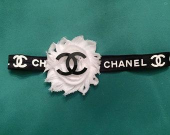 Handmade CC elastic Baby Headband! Your choice of color!