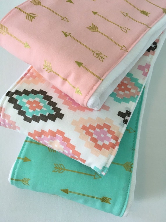 how to make burp cloths from cloth diapers