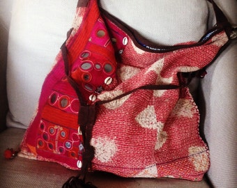 Red Gypsy bag