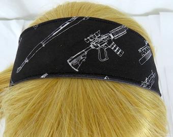 Gun Headband