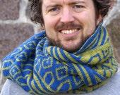 diamond knitting shawl pattern kit by vithard | prince of knitting