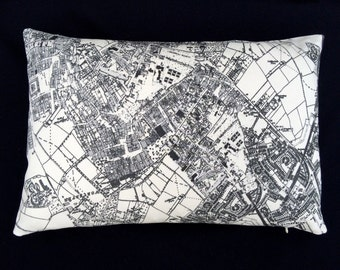 The Excursionist Pillow Sleeve & Pillow