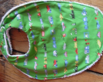 Transport baby bib