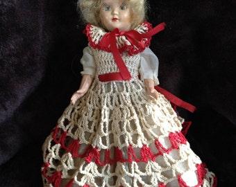 Vintage 1950's Sleepy Eye Doll